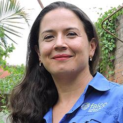 Directora Ejecutiva de Faico: Alejandra Villalobos
