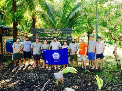 25 guardaparques de la Isla del Coco habilitados para votar