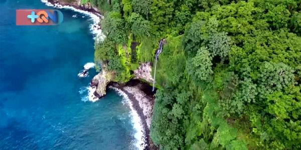 Isla del Coco, toma Telenoticias Costa Rica