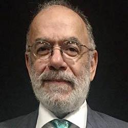 Jorge Cortés Núñez, Representante Poder Ejecutivo de Faico