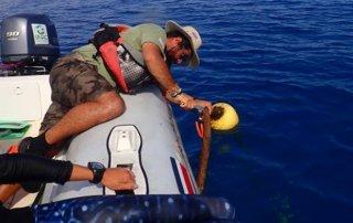 Geiner Golfin, Programa Manejo Isla del Coco