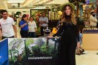 """Natalia Carvajal, Miss CR 2018. Embajadora de Faico y de la Campaña """"Mi Isla del Coco"""""""