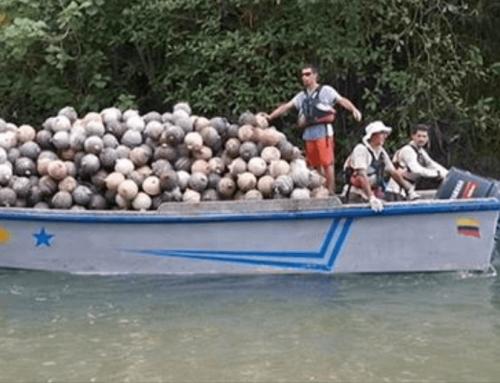 Guardaparques y voluntarios sacaron 14 toneladas de basura del Parque Nacional Isla del Coco