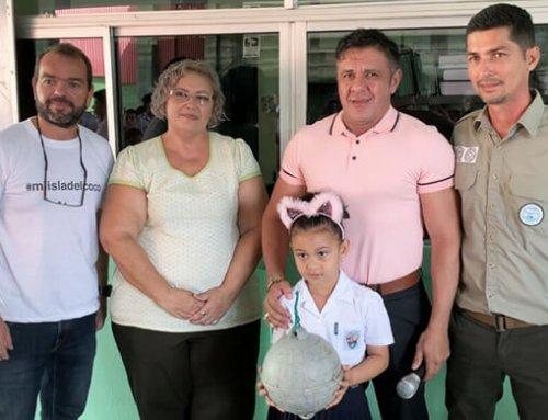 Isla del Coco visitará escuelas y colegios
