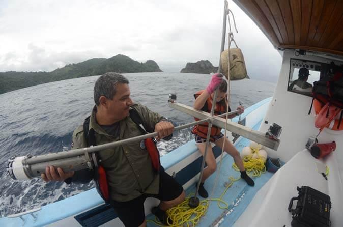 Protocolo de monitoreo ecológico de grandes pelágicos marinos