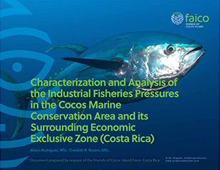 Characterization and Analysis of the Industrial Fisheries Pressures in the Cocos Marine Conservation Area and its Surrounding Economic Exclusive Zone (Costa Rica)