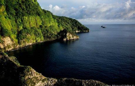 """Parque Nacional Isla del Coco es nominado para el premio """"Refugio Global Oceánico"""""""