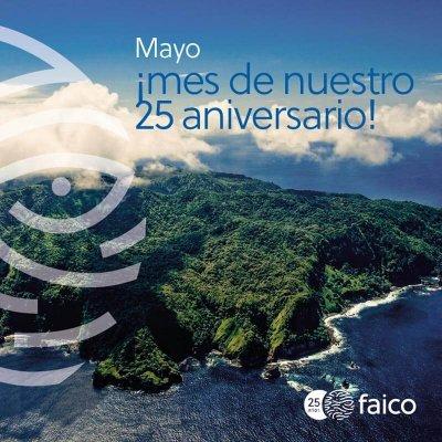 Mayo, mes de nuestro 25 aniversario