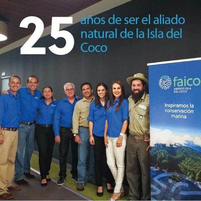 25 años de ser el aliado natural de la Isla del Coco