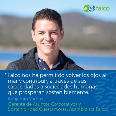 FAICO es nuestro aliado eficiente y eficaz en la conservación marina