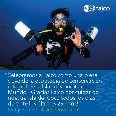 Celebramos a Faico como una pieza clave de la estrategia de conservación integral de la Isla más bonita del Mundo