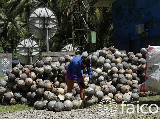 Limpiando nuestra Isla del Coco