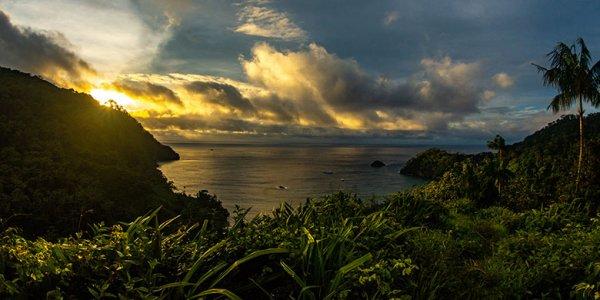"""Isla del Coco es declarado """"Blue Park"""""""