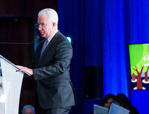 Faico President receives prestigious award