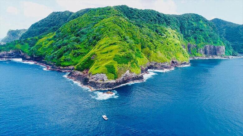 la impresionante Isla del Coco