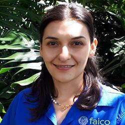 Communication & Marketing: Magaly Cordero