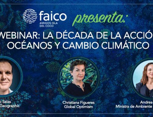 Webinar: La Década de la Acción, Océanos y Cambio Climático