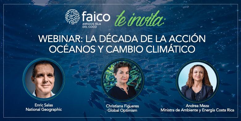 Webinar: La Década de la Acción: Océanos y Cambio Climático